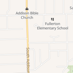 Directions for Sports Hall of Fame in Addison, IL 37 E Lorraine Ave