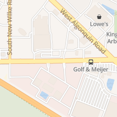 Directions for Subway Sandwiches & Salads in Rolling Meadows, IL 1456 Golf Rd