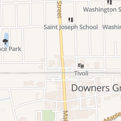 Directions for Blissful in Downers Grove, IL 5002 Main St Ste a