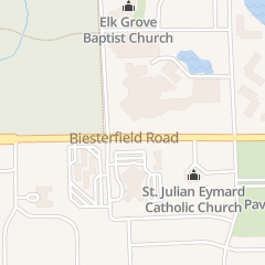 Directions for Allergy Partners in Elk Grove Village, IL 810 Biesterfield Rd Ste 206