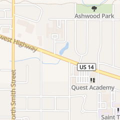 Directions for Claude Thomas in Palatine, IL 33 e Northwest Hwy