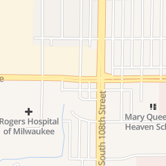 Directions for Vocational Professionals in Milwaukee, WI 2323 S 109th St Ste 120