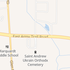 Directions for Asthma & Allergy Center in Bloomingdale, IL 303 E Army Trail Rd Ste 403