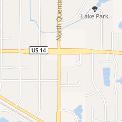 Directions for Salon Lorrene in Palatine, IL 833 N Quentin Rd