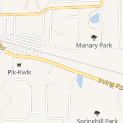 Directions for Maccs Cafe in Roselle, IL 610 e Irving Park Rd