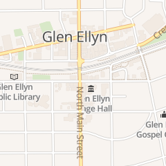 Directions for FLOUR PLUS WINE in Glen Ellyn, IL 433 N Main St
