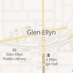 Directions for Curly's Bar and Grill in Glen Ellyn, IL 499 Pennsylvania Ave Ste D