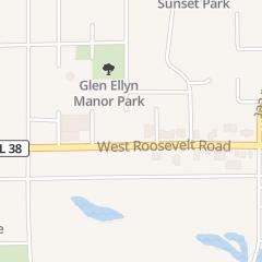 Directions for Beijing Restaurant in Glen Ellyn, IL 404 Roosevelt Rd