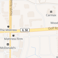 Directions for Cosmetology & Spa Academy in Schaumburg, IL 142 e Golf Rd