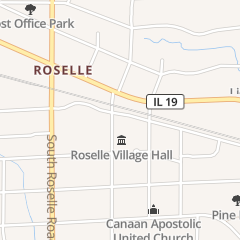 Directions for 1913 Restaurant and Wine Bar in Roselle, IL 123 Main St