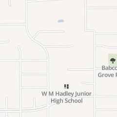 Directions for Hadley Junior High School in Glen Ellyn, IL 240 Hawthorne Blvd
