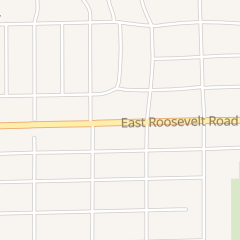 Directions for LeVant Salon and Day Spa in Wheaton, IL 1501 E Roosevelt Rd