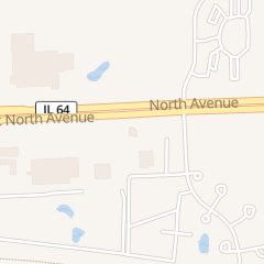Directions for Cdt Enterprises Inc in Carol Stream, IL 720 E North Ave