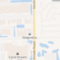 Directions for Charkies in Carol Stream, IL 570 S Schmale Rd