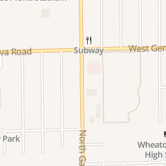 Directions for Subway Sandwiches & Salads in Wheaton, IL 2211 N Gary Ave