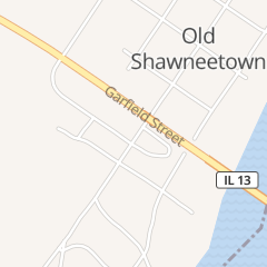 Directions for Crop Production Services in Shawneetown, IL 359 Market St