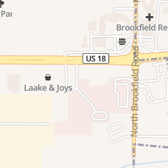 Directions for Apex Accupunture & Natural Health Clinic in Brookfield, WI 280 Regency CT