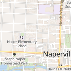 Directions for Dupage Acupuncture in Naperville, IL 29 S Webster St Ste 250