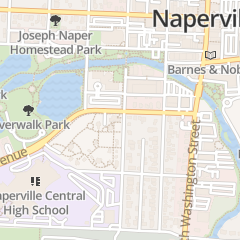 Directions for Naper Settlement in Naperville, IL 523 S Webster St