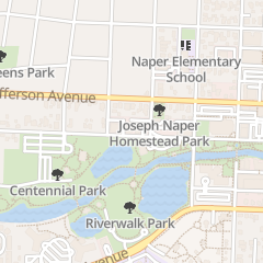 Directions for Mike Maloney DC in Naperville, IL 445 Jackson Ave