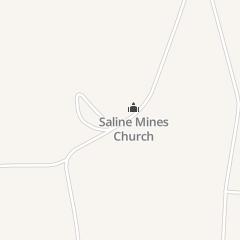Directions for Brazier Mine Construction in Shawneetown, IL 3125 Saline Mine Rd