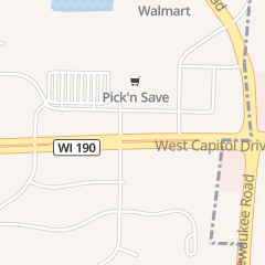 Directions for Moe's Southwest Grill in Pewaukee, WI 1350 Capitol Dr