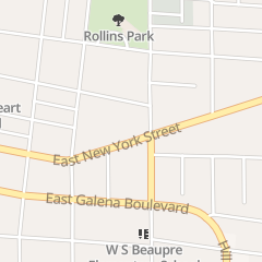 Directions for Pls in Aurora, IL 954b E New York St