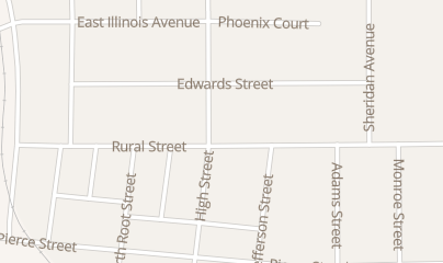 Directions for Aurora Tree Service in Aurora, IL 502 Rural St