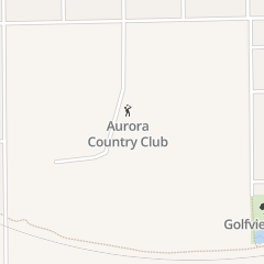 Directions for Aurora Country Club in Aurora, IL 1548 Prairie St