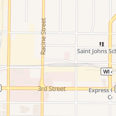 Directions for City Limits in Menasha, WI 544 4th St