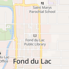 Directions for City Of Fond Du Lac Public Library in Fond Du Lac, WI 32 Sheboygan St