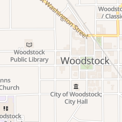 Directions for Advanced Direct Security in Woodstock, IL 222 W Jackson St