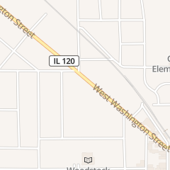 Directions for Dish Network in Woodstock, IL 425 Washington St