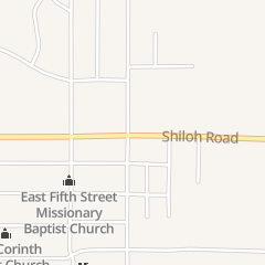 Directions for JUJU'S SHRIMPBOAT CAFE in CORINTH, ms 1907 E SHILOH RD