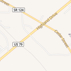 Directions for ADT Security Services in McKenzie, TN 15680 Highland Dr