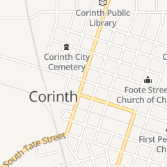 Directions for Jin Jin Chinese Restaurant in Corinth, MS 504 E Waldron St
