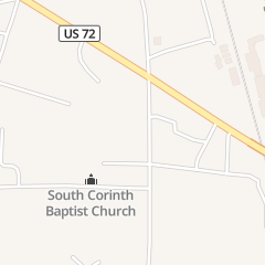 Directions for Cracker Barrel Old Country Store in Corinth, MS 1900 Highway 72 W