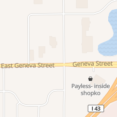 Directions for Wendy's Old Fashioned Hamburgers in Delavan, WI 1265 E Geneva St