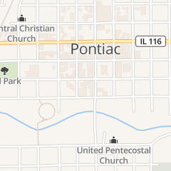 Directions for Farmers Insurance in Pontiac, IL 214 W Washington St