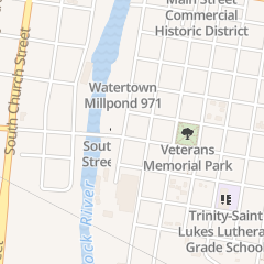 Directions for M & M Bar in Watertown, WI 617 S 1st St