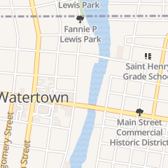 Directions for Tom's Tap in Watertown, WI 121 N Water St