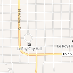 Directions for Chief's Bar and Grill in Le Roy, IL 202 e Center St