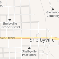 Directions for First Federal Savings & Loan Association in Shelbyville, IL 200 N Morgan St