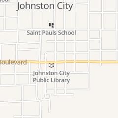 Directions for The Pub in Johnston City, IL 206 E Broadway Blvd
