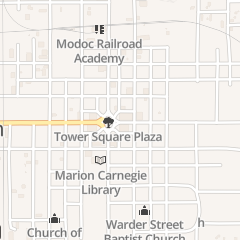 Directions for Tower Square Pub in Marion, IL 102 E Main St