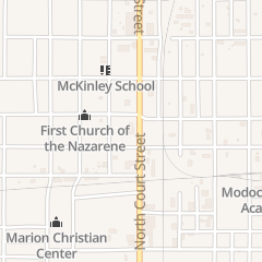 Directions for Mcdonald's Restaurant in Marion, IL 700 N Court St