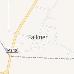 Directions for Family Clinic of Falkner Inc in Falkner, MS 10150 County Road 200