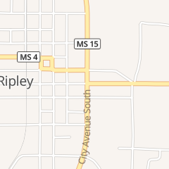 Directions for Mcdonald's in Ripley, MS 202 Highway 15 N
