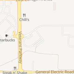 Directions for Chateau Hotel Wedding Coordinator in Bloomington, IL 1621 Jumer Dr
