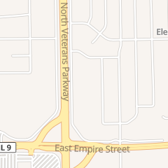 Directions for AMF Circle Lanes in Bloomington, IL 1225 Holiday Dr
